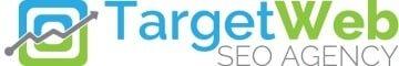 Site-ul agentiei de publicitate online Target Web