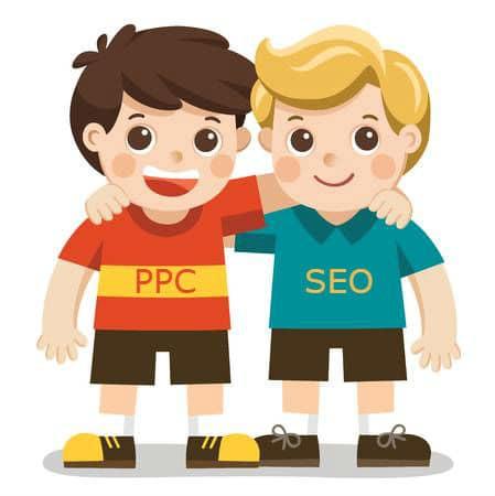 ppc vs seo promovare website